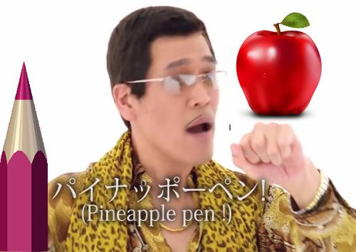 Apple Pen Ringtones PPAP 🎶 🎧 screenshot 1