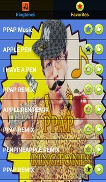 Apple Pen Ringtones PPAP 🎶 🎧 apk screenshot