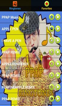 Apple Pen Ringtones PPAP 🎶 🎧 screenshot 2