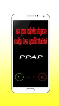 Pen Pineapple Ringtones PPAP apk screenshot