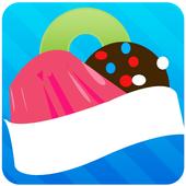 New Candy Crush Jelly Saga Tip icon