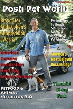 Posh Pet World poster