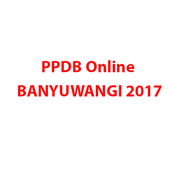 PPDB Kab.Banyuwangi icon