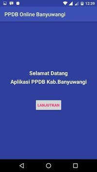 PPDB Kab.Banyuwangi screenshot 1