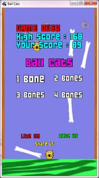 Ball Cats - The Cool Cat Game screenshot 3