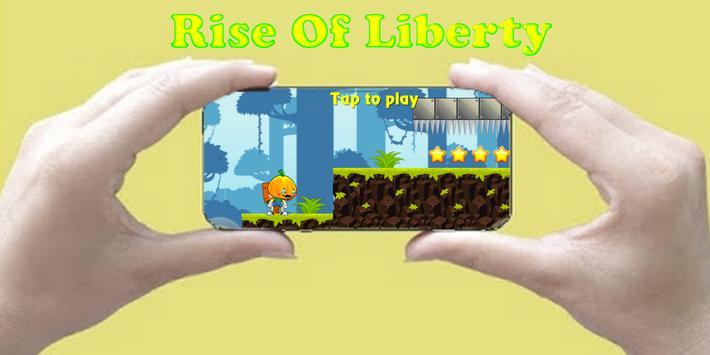 Adventure Rise Of Liberty screenshot 1