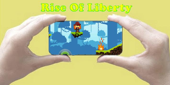 Adventure Rise Of Liberty screenshot 3