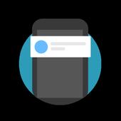 Flat UI icon