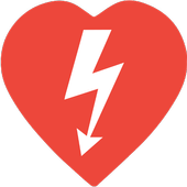 Lokalizator AED icon