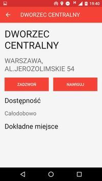 Lokalizator AED screenshot 2