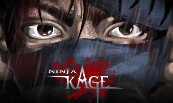 Ninja Kage - Shadow of Hero poster