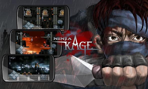 Ninja Kage - Shadow of Hero apk screenshot