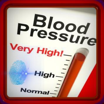 Finger blood pressure prank poster