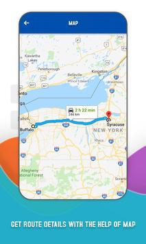 Find Distance Between Cities screenshot 2