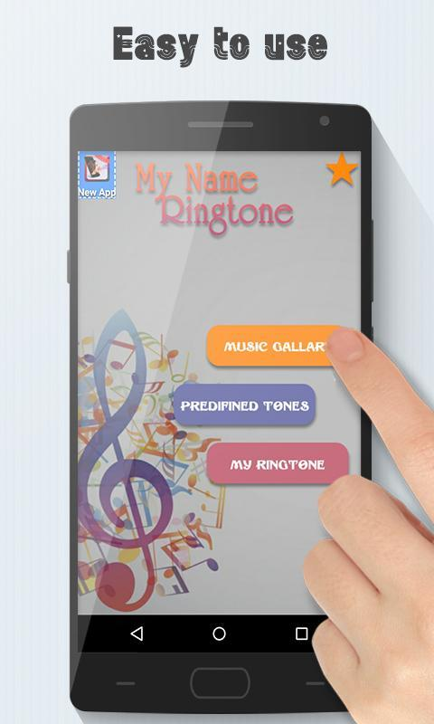 My Name Musical Ringtone Maker for Android - APK Download