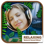 Relaxing Natural Sound Mixture icon