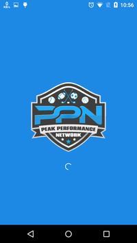 Peak Performance Network poster