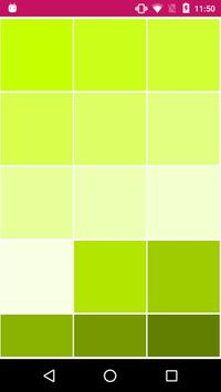 Lime Color Wallpapers poster
