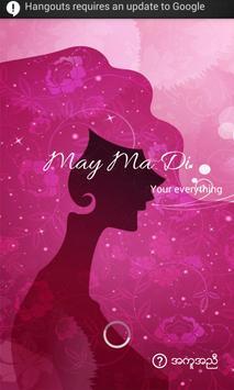 May Ma Di poster