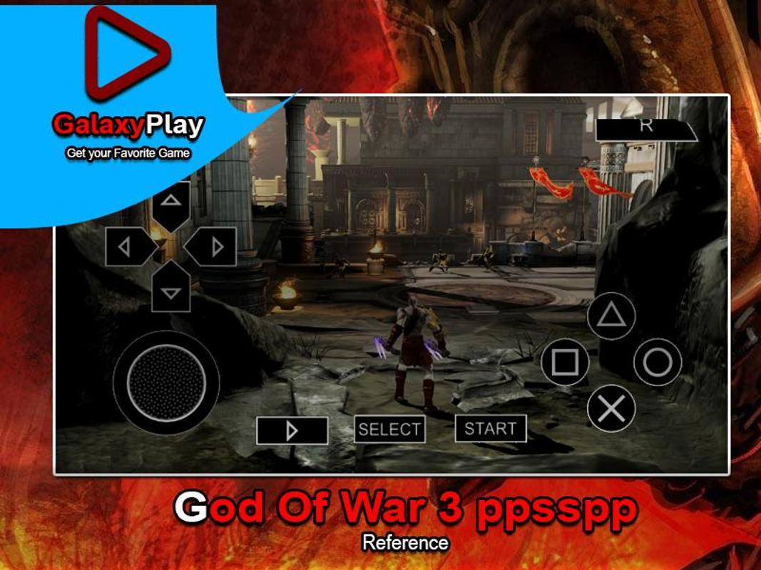 god of war 3 android apk+data
