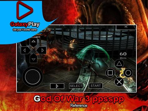 New PPSSPP God Of War 3 Tips imagem de tela 11