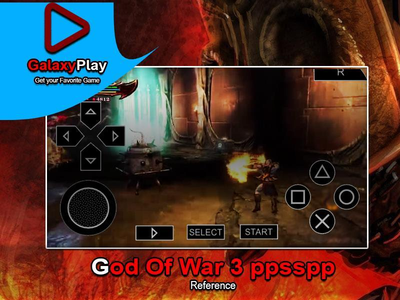 New PPSSPP God Of War 3 Tips for Android - APK Download