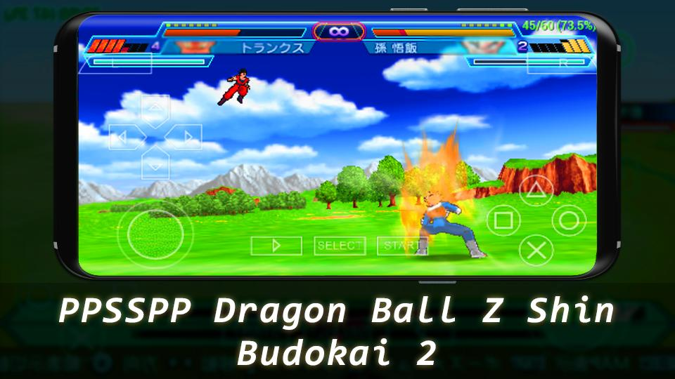 Dragon Ball Z Shin Budokai 2 Ppsspp Controls