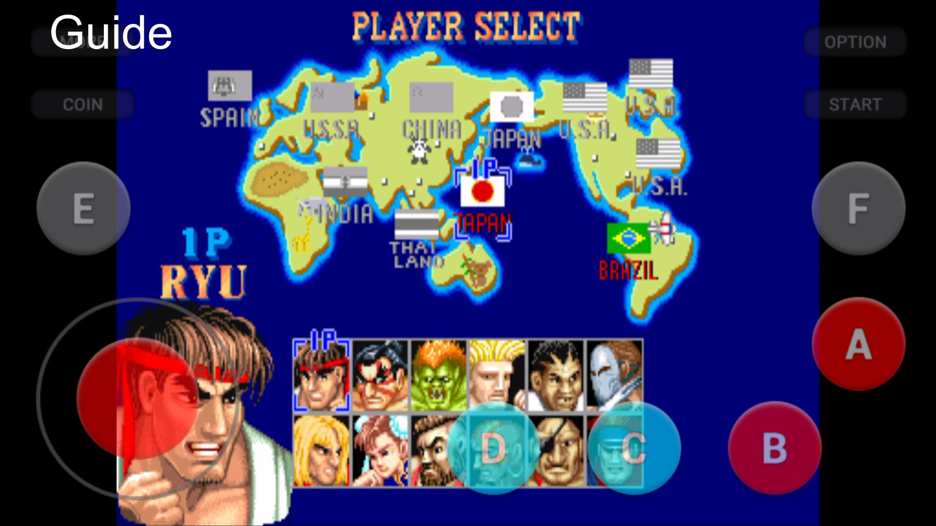 Guide For Street Fighter Ii Champion Edition For Android Apk