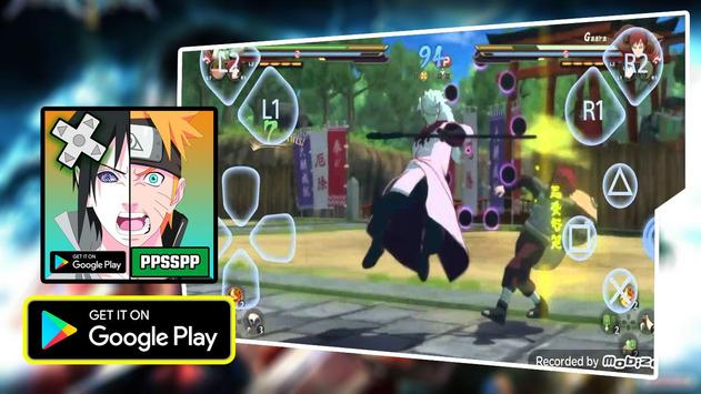 download naruto shippuden ultimate ninja storm 4 ppsspp android