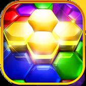 Hexa Block: Puzzle Mania ícone