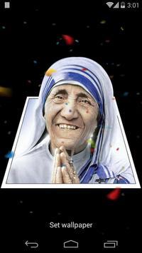 Mother Teresa 3D Effects poster