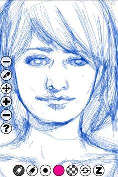 Plouik (drawing app) captura de pantalla 1