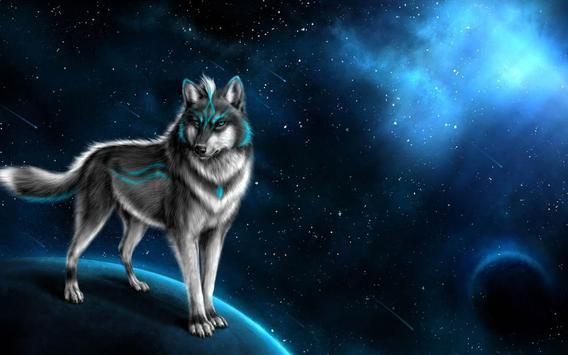 Wolf Wallpaper screenshot 1