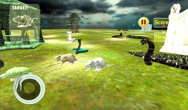 Angry Anaconda Attack Snake apk screenshot