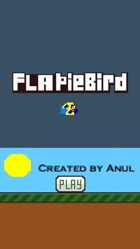 Flapie Bird! screenshot 1
