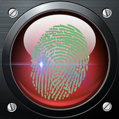 Lie detector scan prank icon
