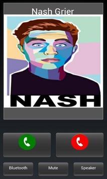 Nash Grier fake caller screenshot 1
