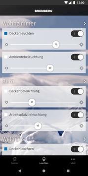 BRUMBERG Smart Lighting screenshot 2