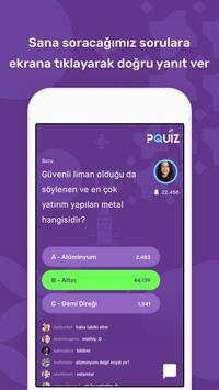 PQuiz screenshot 1