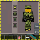 Armor + Weapons Mod Installer icon