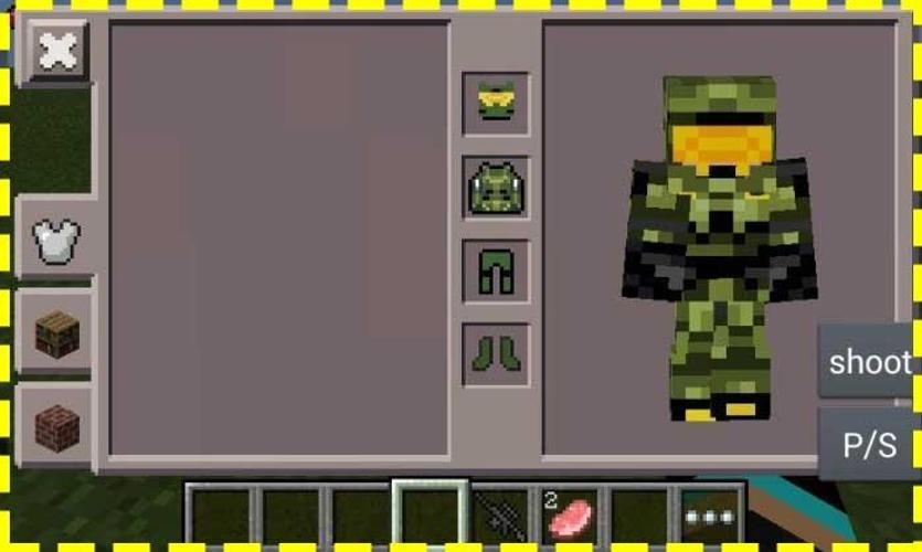 Моды на майнкрафт 1 8 на оружие и броню