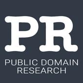 PR (Public domain Research) icon