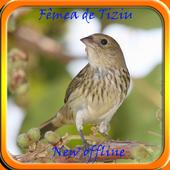 Canto Fêmea De Tiziu Offline icon