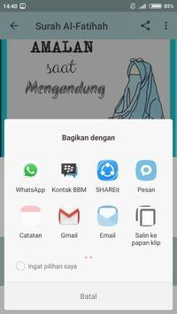 Amalan Dan Doa Ibu Hamil screenshot 1