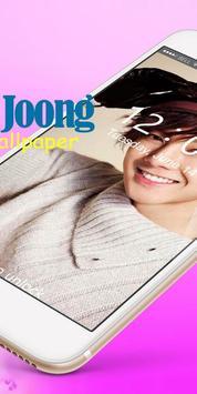 Kim Hyun Joong Screen Lock Wallpaper screenshot 1