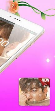Lee Min Ho Screen Lock Wallpaper screenshot 5