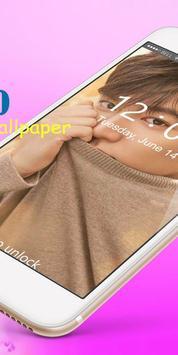 Lee Min Ho Screen Lock Wallpaper screenshot 1