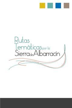 Rutas por la Sierra Albarracín poster