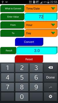 GenCon Unit Converter screenshot 2