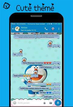 WA Doraemon Terbaru poster